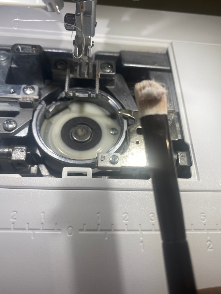 Cleaning Your Machine