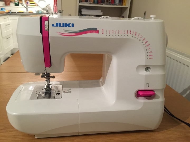 My First Ever SewingMachine