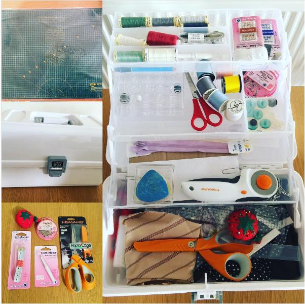 Sewing Kit Upgrade