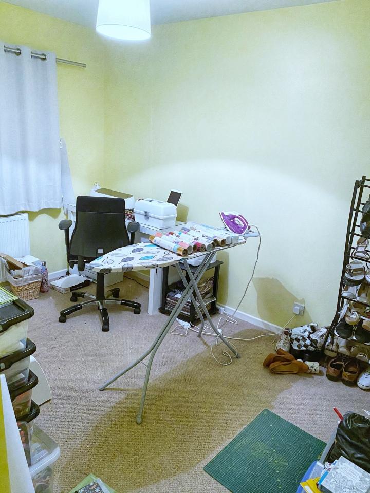 Sewing Space RevampAlert
