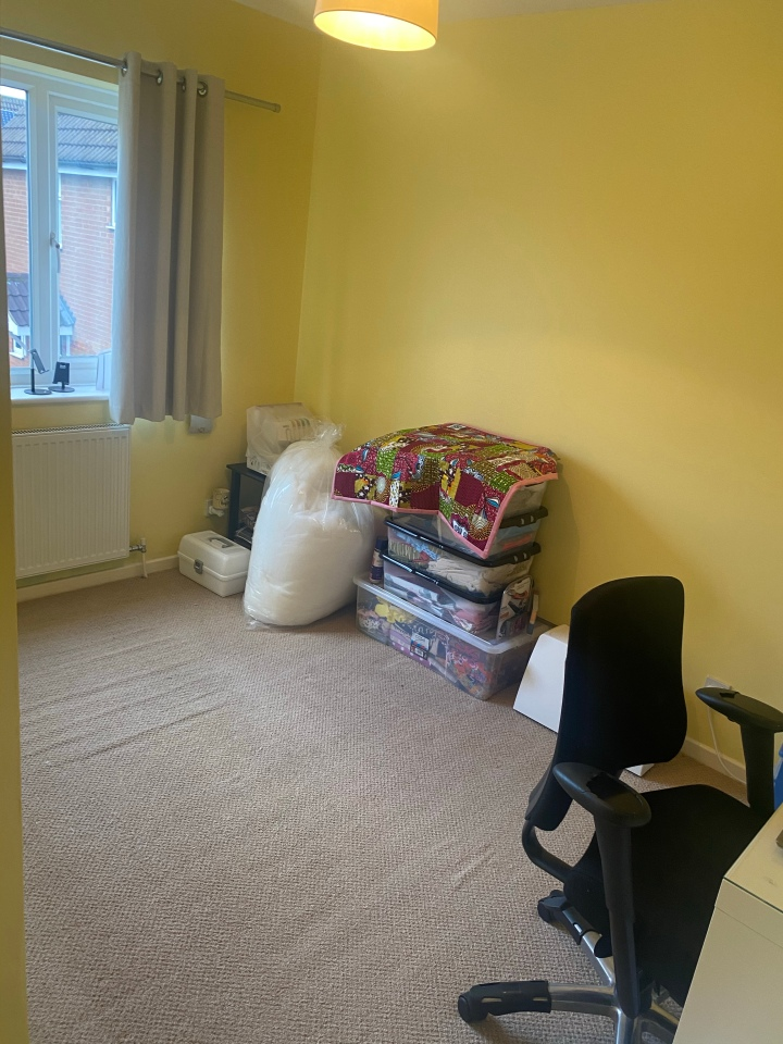 Sewing Room Progress